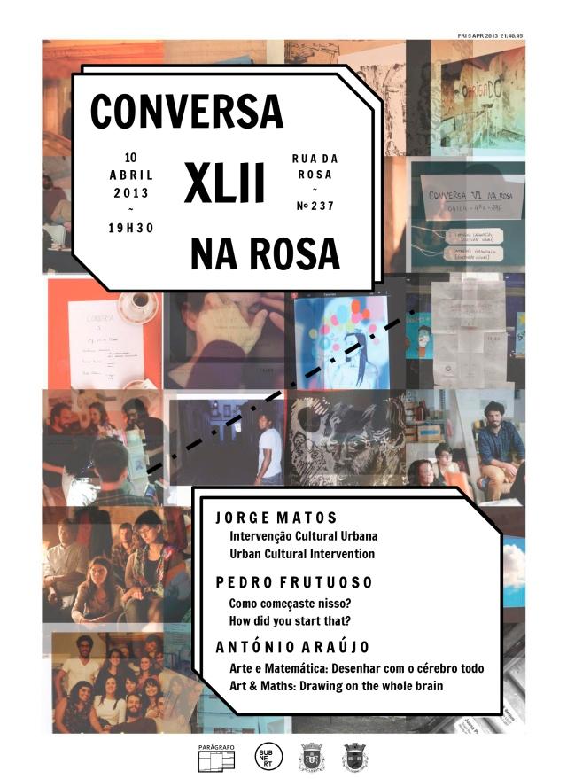 CONVERSAS _ PRETO - XLII
